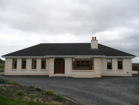 Dormer bungalow house plans ireland for Bungalow plans ireland